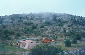 Basiskamp in Frankrijk